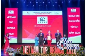 Bí quyết thành công của SOCOS: Thương hiệu Mỹ phẩm hàng đầu Việt Nam